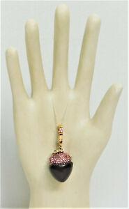 Juicy Couture 2007 Chocolate Strawberry Charm YJRU1219