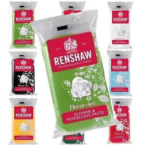 Renshaw Modelling Paste Create Edible Flowers· Sugarcraft · Cake Decorating
