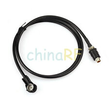 ISO RAKU RAST II 2 Rast-2 ISO Auto antenna adapter (cable length 1.00 meters)