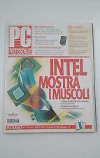 """PC PROFESSIONALE Gennaio 2001 """"INTEL MOSTRA I MUSCOLI'"""""""