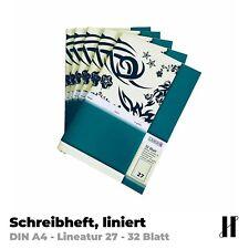 2x Landré Schulheft Liniert 32 Blatt Lineatur 27  Neu