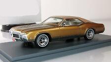 Buick Riviera GS Gold Metallic 1969 Neo 1:43 NEO44425