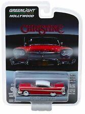 "1958 Plymouth Fury "" CHRISTINE ""  Film Auto *** Greenlight 1:64 NEU+OVP"