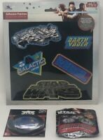 Disney Star Wars Adhesive Patches, Cup Holder Coasters, and Galactic Bundle