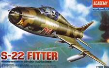 Academy - Suchoi Su-22 fitter BOMBER NUMERO 05 MODELLO KIT 1:144 NUOVO conf.
