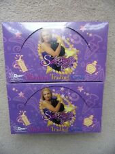 More details for sabrina the teenage witch 2 x boxes mystical trading cards new sealed dart 1999