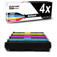 4x Cartridge Replaces Canon 045H BK 045H C 045H M 045H Y 045H BK Cmy