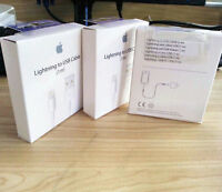 Original Appl iPhone 5s 6s 6+ Lightning USB Daten Ladekabel Data Cable Charger