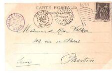 FRANCE 1633-VILLAGE SUISSE. PARIS 1900 -Le Pâturage et le Riússeau (1900)