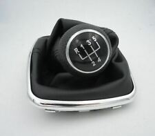 FOR VW GOLF MK4 BORA GEAR KNOB AND GEAR SHIFTER BOOT GAITER COVER