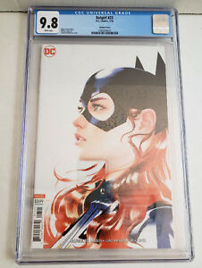 Batgirl 23 B DC 2018 CGC 9.8 Joshua Middleton Variant