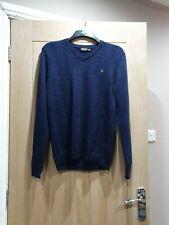 Farah Jumper 100% Wool Size L Used