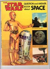 WoW! The Star Wars Question And Answer Book About Space / Full-Color Photos!