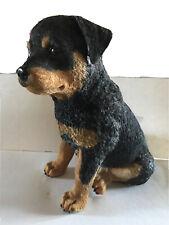 The Danbury Mint Li'l Rottweiler Pup figurine