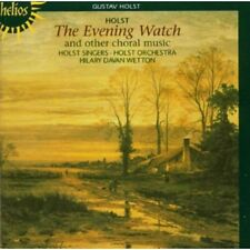 G. Holst - Choral Music / Evening Watch [New CD]