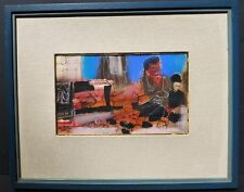 NOTED MID CENTURY MIXED MEDIA SAN MIGUEL ALLENDE BY DON BLOOM-LISTED/MEXICO