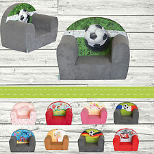 Kindersessel MINI Kindercouch Sessel Kindermöbel Sofa Minisessel FORTISLINE