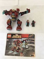 LEGO 76031 Marvel Super Heroes The Hulk Buster Smash