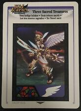"Kid Icarus Uprising 3DS Card 025 Three Sacred Treasures ""wingless"""