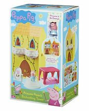 Peppa Pig - Princess Peppa's Enchanting Tower Playset *BRAND NEW*