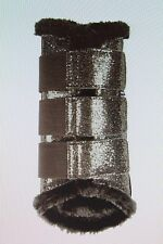 HKM-Gamaschen -Comfort- Glitter-Bronze Gr. XL