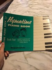 Hymntime Piano Book 4 Graded Supplemental Teaching Fred Bock Singspiration Music