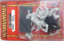 Warhammer Lizardmen Seraphon blister Saurus Warriors Command metal nib oop