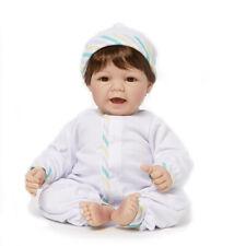 "Madame Alexander 19"" Middleton Doll Newborn Sweet Baby! Brown Hair&Eyes!Priority"