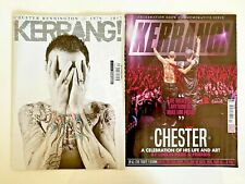 More details for chester bennington 2 x commemorative issues linkin park