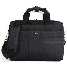 """Pawtec Briefcase Slim Messenger Bag  13.3"""" MacBook Laptop Crossbody Air"""