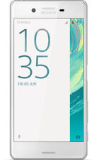 Smartphone libero Sony Xperia x Bianco. Regalo Cover Vetro
