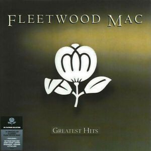 Fleetwood Mac Greatest Hits Vinyl New LP Import Sealed