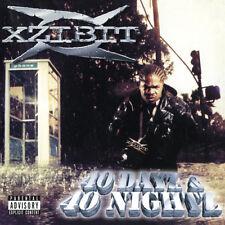 Xzibit - 40 Dayz & 40 Nightz [New CD] Holland - Import