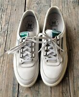 MEPHISTO VINTAGE RUNOFF COMFORTABLE WHITE LEATHER SNEAKERS PORTUGAL WMN SZ 8.5M