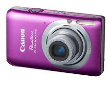 Canon PowerShot ELPH 100 HS 12.1 MP CMOS Digital Camera 4X Optical Zoom Pink