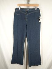 Jones New York Sport Jeans Size 10 High Waist New