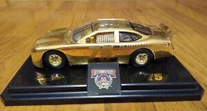Racing Champions Nascar 50th anniversary Rick Mast 1:24 Scale 24K Gold