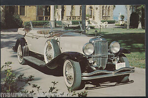 Motor Transport Postcard - 1930 Duesenberg, Model J Vintage Car   A7683