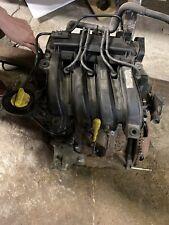 RENAULT CLIO BARE ENGINE 1.2 16 VALVE