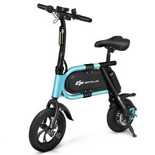 350W High Speed Folding Adult Electric Scooter 15.5MPH Pedal-free LED Display