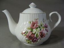 Savoy Home Teapot In A Beautiful Floral Pattern