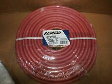 """New listing New Radnor 64003329 - 5/16"""" x 50' - Red And Green - Twin Welding Hose"""