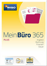Download-Version WISO Mein Büro 2017 - 365 - Plus