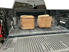 Truck Bed Envelope Style Trunk Mesh Cargo Net for Toyota Tacoma 2005 - 2020 New