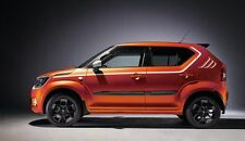 NEW Genuine Suzuki IGNIS Side Body Mouldings Trim Set SMALL Black 990E0-62R08