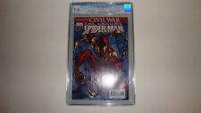 Amazing Spider-Man # 529 CGC 9.6 White1st Iron Spider Suit / Armor