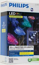 Philips Create Motion Led 25 C9 Faceted Cool White/Multi Color Changing Lights