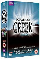 Jonathan Creek Complete Series 1 - 4 & The Christmas Specials Box... - DVD  32VG