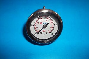 FSE FUEL PRESSURE GUAGE-race/rally/injection/kitcar/trackday/autograss/.