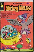 Mickey Mouse #215 (1962-1984, Western Publishing - Whitman) VG
